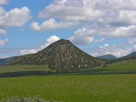 Blackfoot Range