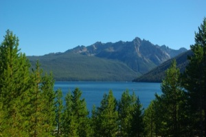 Redfish Lake © Ken Cole